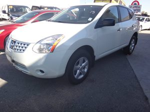 2010 Nissan Rogue S Carfax Report - No Accidents  Damage Reported to CARFAX  Phantom White Pea