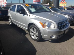 2011 Dodge Caliber Mainstreet Carfax Report - No Accidents  Damage Reported to CARFAX  Bright