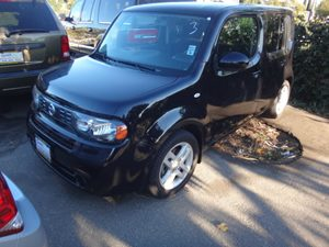 2011 Nissan cube 18 SL Carfax Report - No Accidents  Damage Reported to CARFAX  Sapphire Blac