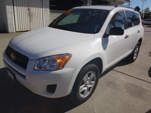 2010 Toyota RAV4  Carfax Report - No Accidents  Damage Reported to CARFAX  Super White  Rates