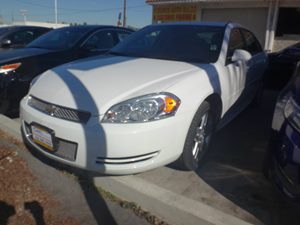 2012 Chevrolet Impala LT Fleet Carfax Report - No Accidents  Damage Reported to CARFAX  Summit