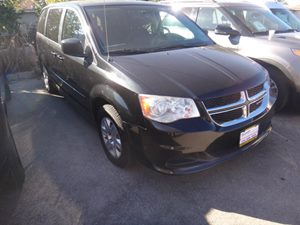 2011 Dodge Grand Caravan SE Carfax Report - No Accidents  Damage Reported to CARFAX  Black  N