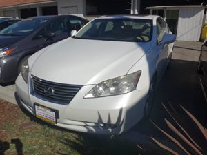 2007 Lexus ES 350  Carfax 1-Owner - No Accidents  Damage Reported to CARFAX  Crystal White  N