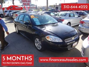 2014 Chevrolet Impala Limited LT Carfax Report - No Accidents  Damage Reported to CARFAX 6 Cylin