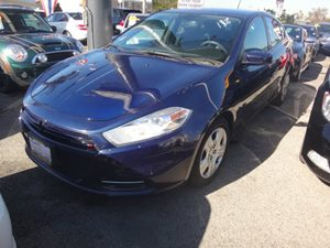 2013 Dodge Dart SE Carfax 1-Owner - No Accidents  Damage Reported to CARFAX  Blue Streak Pearl
