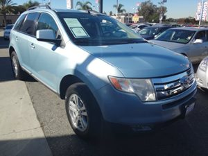 2008 Ford Edge SEL Carfax Report - No Accidents  Damage Reported to CARFAX  Dark Ink Blue Meta