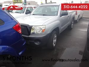 2008 Toyota Tacoma  Carfax Report - No Accidents  Damage Reported to CARFAX  Silver Streak Mic