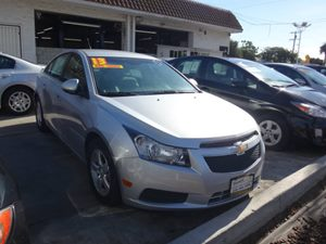 2013 Chevrolet Cruze 2LT Carfax Report - No Accidents  Damage Reported to CARFAX  sliver  NOT