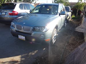 2009 BMW X3 xDrive30i Carfax Report - No Accidents  Damage Reported to CARFAX  gary  NOTICE
