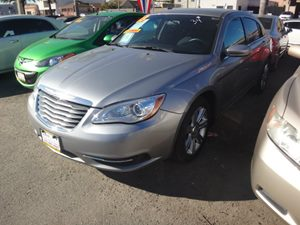 2013 Chrysler 200 LX Carfax Report - No Accidents  Damage Reported to CARFAX  gary  NOTICE