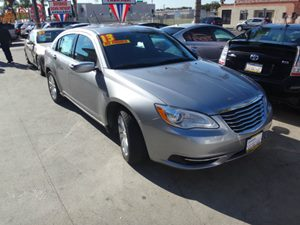 2012 Chrysler 200 LX Carfax Report - No Accidents  Damage Reported to CARFAX  gary  NOTICE