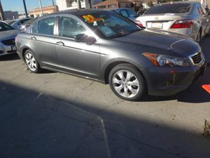 2009 Honda Accord Sdn EX-L Carfax Report - No Accidents  Damage Reported to CARFAX  gary  NOT