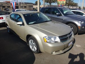 2010 Dodge Avenger RT Carfax Report - No Accidents  Damage Reported to CARFAX  White Gold  R