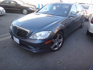 2008 MERCEDES S550 Sedan Carfax Report - No Accidents  Damage Reported to CARFAX  gary  NOTIC
