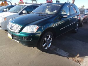 2006 MERCEDES ML350 SUV Carfax 1-Owner - No Accidents  Damage Reported to CARFAX  Everest Gree
