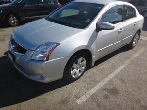 2010 Nissan Sentra 20 Carfax Report - No Accidents  Damage Reported to CARFAX  silevr  NOTIC