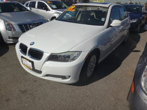 2009 BMW 3 Series 328i Carfax Report - No Accidents  Damage Reported to CARFAX  Alpine White