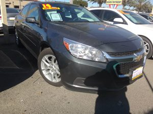 2014 Chevrolet Malibu LT Carfax 1-Owner - No Accidents  Damage Reported to CARFAX  Black Grani