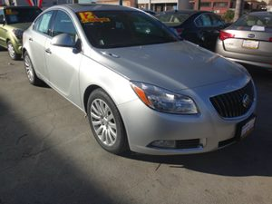 2012 Buick Regal Premium 1 Carfax Report - No Accidents  Damage Reported to CARFAX  Quicksilve