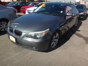 2006 BMW 5 Series 525i Carfax Report - No Accidents  Damage Reported to CARFAX  gary  NOTICE