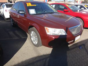 2010 Hyundai Sonata GLS Carfax Report  Maroon  NOTICE All advertised prices are discounted