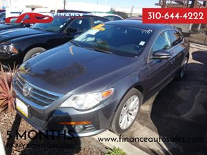 2010 Volkswagen CC Sport Carfax Report - No Accidents  Damage Reported to CARFAX  gary  Rates