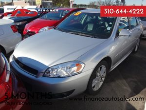 2013 Chevrolet Impala LTZ Carfax Report - No Accidents  Damage Reported to CARFAX  Silver  R