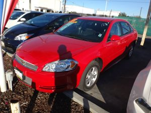 2013 Chevrolet Impala LS Carfax Report - No Accidents  Damage Reported to CARFAX  Victory Red