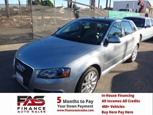 2010 Audi A3 20T Premium Plus Carfax 1-Owner - No Accidents  Damage Reported to CARFAX  Ice S