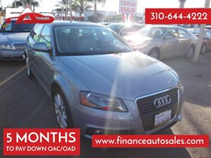 2010 Audi A3 20T Premium Plus Carfax 1-Owner - No Accidents  Damage Reported to CARFAX Audio