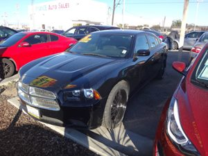 2012 Dodge Charger SE Carfax 1-Owner - No Accidents  Damage Reported to CARFAX 6 Cylinders Air