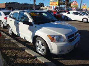 2008 Dodge Caliber SXT Carfax Report - No Accidents  Damage Reported to CARFAX  Stone White
