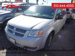 2009 Dodge Grand Caravan SE Carfax Report - No Accidents  Damage Reported to CARFAX  Bright Si