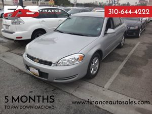 2006 Chevrolet Impala LT 35L Carfax Report - No Accidents  Damage Reported to CARFAX  silevr