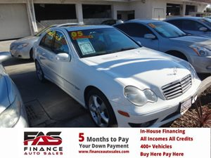 2005 MERCEDES C230 Sport Sedan Manual Carfax Report - No Accidents  Damage Reported to CARFAX