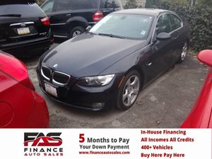 2008 BMW 3 Series 328i Carfax Report - No Accidents  Damage Reported to CARFAX  Black Sapphire