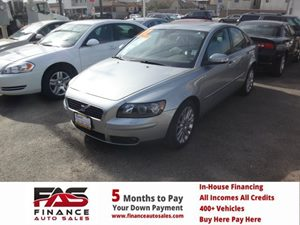 2007 Volvo S40 25L Turbo Carfax Report  silevr  Rates as low as 29 - At finance auto sales