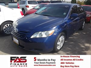 2009 Toyota Camry  Carfax Report - No Accidents  Damage Reported to CARFAX  Blue Ribbon Metall