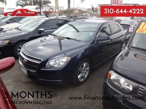 2010 Chevrolet Malibu LT w1LT Carfax Report - No Accidents  Damage Reported to CARFAX  Imperi