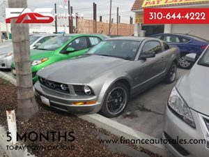 2008 Ford Mustang Premium Carfax Report  Silver Metallic  Rates as low as 29 - At finance a
