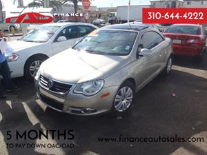 2007 Volkswagen Eos 20T Carfax Report - No Accidents  Damage Reported to CARFAX  Gold  Rates