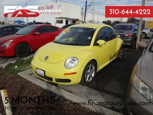 2008 Volkswagen New Beetle Coupe S Carfax Report - No Accidents  Damage Reported to CARFAX  Su