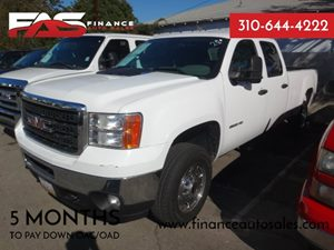 2011 GMC Sierra 2500HD Work Truck Carfax 1-Owner - No Accidents  Damage Reported to CARFAX  Su