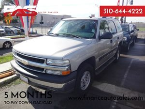 2005 Chevrolet Tahoe LS Carfax Report - No Accidents  Damage Reported to CARFAX  Silver Birch