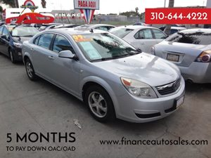 2009 Saturn Aura XE Carfax Report  Quicksilver  Rates as low as 29 - At finance auto sales