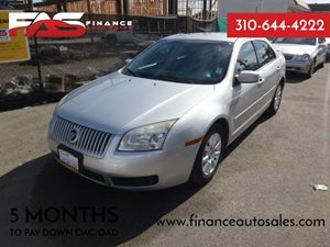 2009 Mercury Milan  Carfax Report - No Accidents  Damage Reported to CARFAX  Brilliant Silver