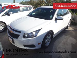 2012 Chevrolet Cruze LT w1LT Carfax Report - No Accidents  Damage Reported to CARFAX  Summit