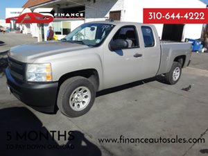 2007 Chevrolet Silverado 1500 Work Truck Carfax Report - No Accidents  Damage Reported to CARFAX