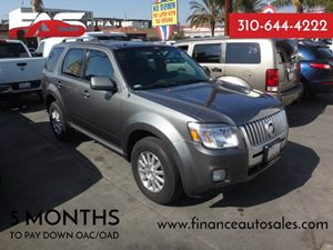 2010 Mercury Mariner Premier Carfax Report - No Accidents  Damage Reported to CARFAX  Gray  R