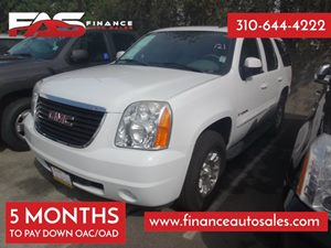 2007 GMC Yukon SLE Carfax Report - No Accidents  Damage Reported to CARFAX 8 Cylinders Air Cond